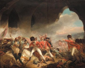 The Last Effort and Fall of Tippoo Sultaun 1799