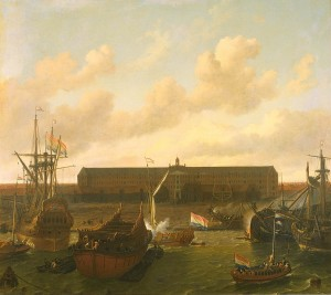 The_dock_of_the_Dutch_East_India_Company_at_Amsterdam