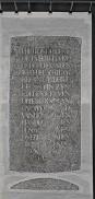 ヘンミの墓碑