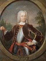Gustaafウィレムヴァンインホフ(1705-1750)